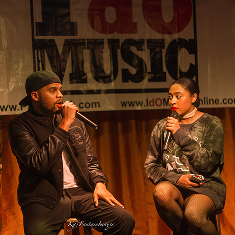 IdOMUSIC Showcase Panel Discussion (Sickamore-A&R @ Interscope)