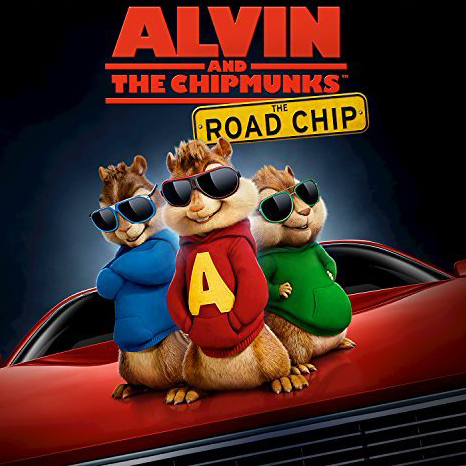 Alvin and The Chipmunks-Road Chip-Location Filming