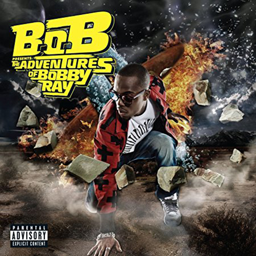 B.o.B.-The Adventures of Bobby Ray - 2x Platinum