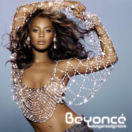 Beyonce-Dangerously In Love - 4x Platinum