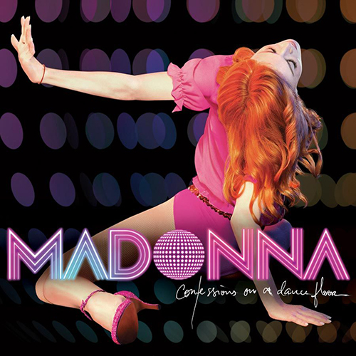 Madonna-Confessions on a Dance Floor - Platinum