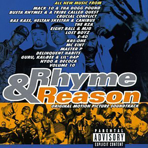 Rhyme & Reason soundtrack - Gold